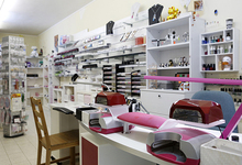 Nathalie Nails - Galeries Photos boutique