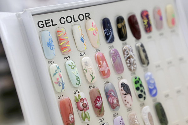 Nathalie Nails - Galeries Photos