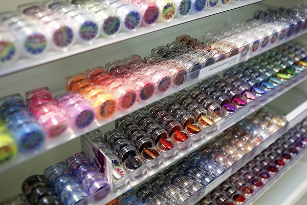 Nathalie Nails - Galeries Photos-nl